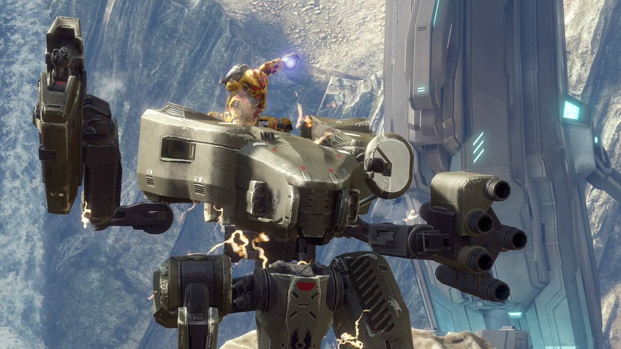 Halo 4 multiplayer preview the average gamer - Halo 4 photos ...