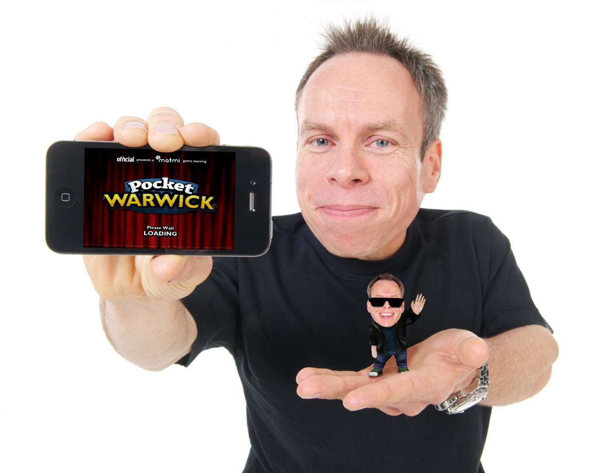 Pocket Warwick Davies Headshot
