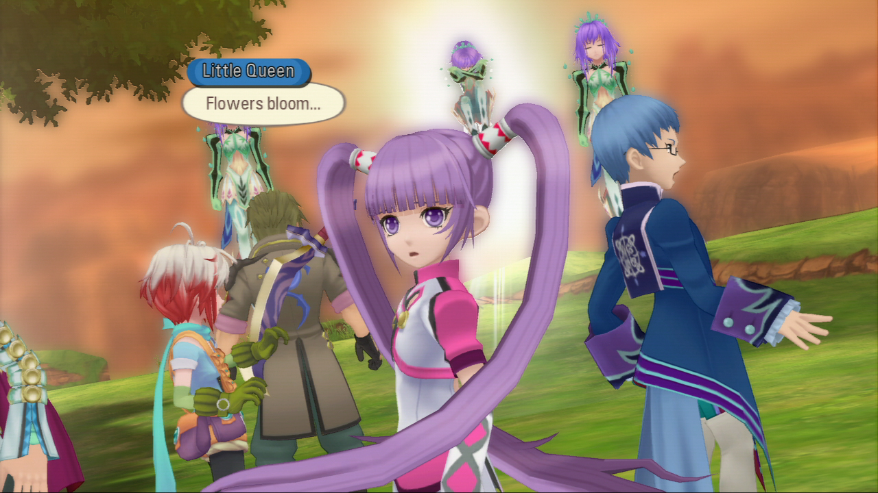 Tales of Graces f - Characters