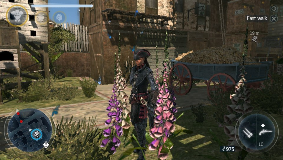 Assassin\'s Creed III: Liberation Review (Vita) - The Average Gamer