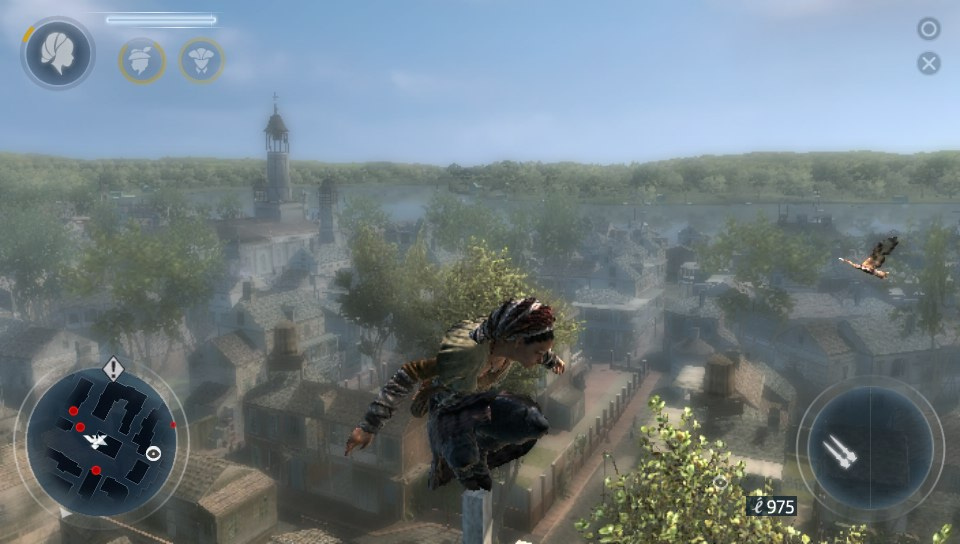 Assassins Creed III Liberation - Slave Guise Viewpoint