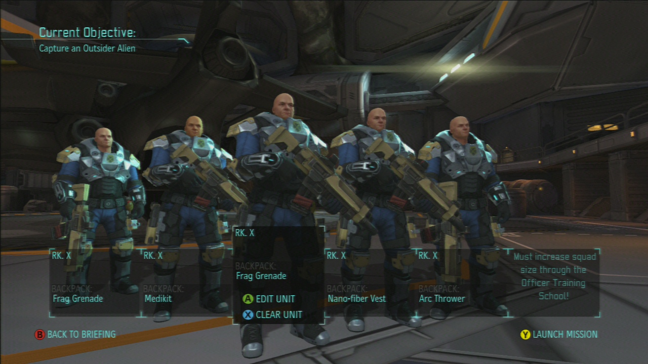 XCOM - Project X