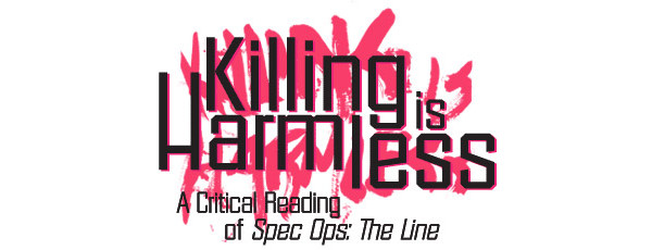Killing Is Harmless Logo