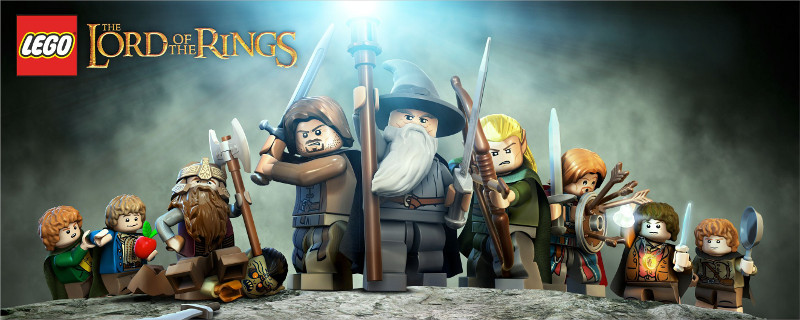 Lego Lord of the Rings Characters