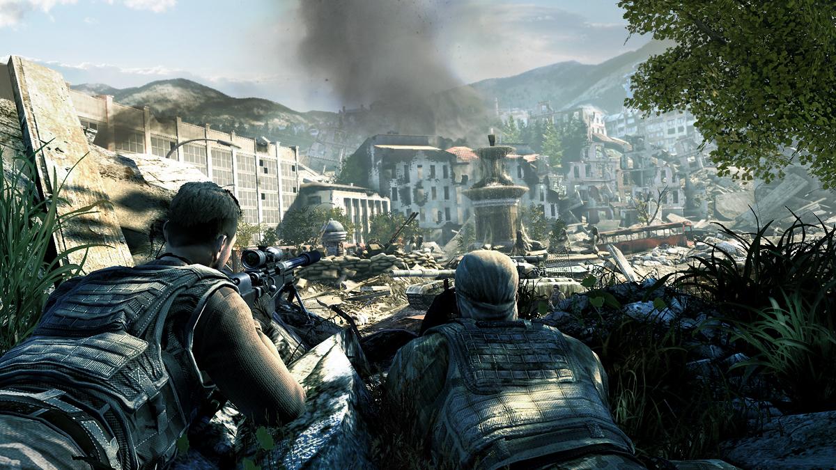 Sniper Ghost Warrior 2 - Buddies