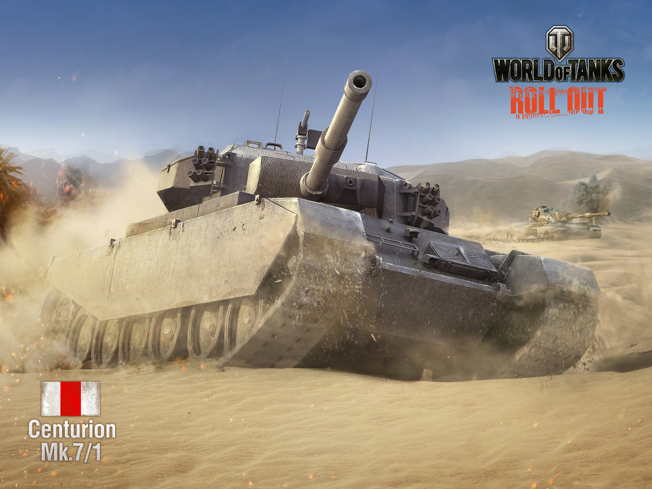 World of Tanks - British Centurion