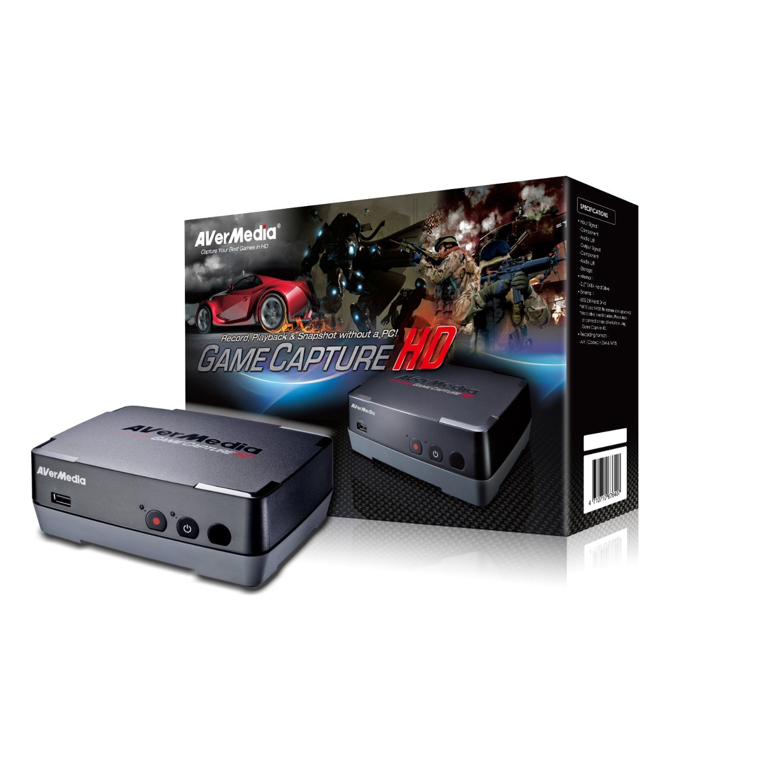 Avermedia Game Capture Hd Review The Average Gamer