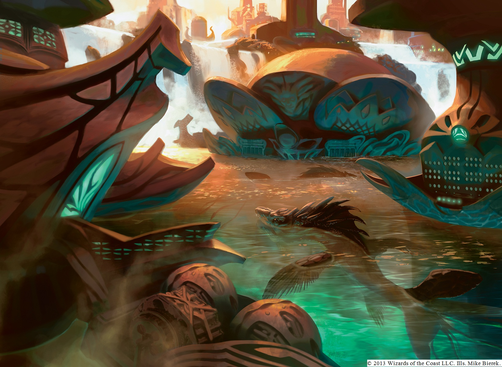 Friday night unplugged 12 magic the gathering gatecrash the average gamer - Magic land wallpaper ...