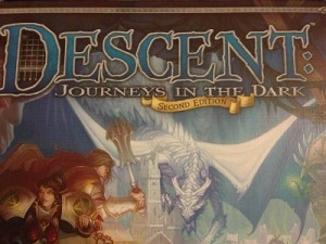 Descent logo