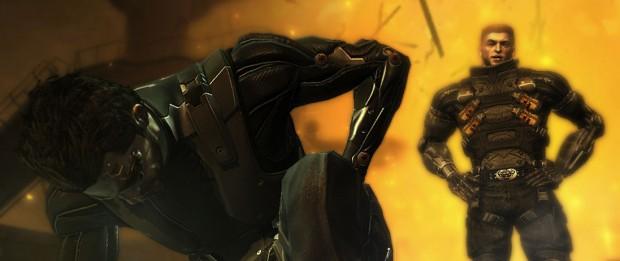 Deus Ex Human Revolution - Barrett vs Jensen