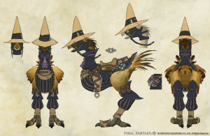 Final Fantasy XIV A Realm Reborn - Black Mage