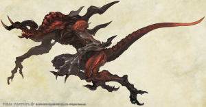 Final Fantasy XIV A Realm Reborn Online - Ifrit
