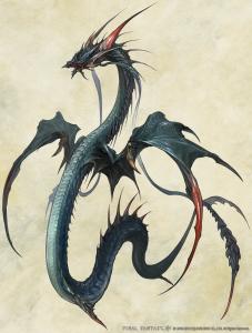 Final Fantasy XIV A Realm Reborn Online - Leviathan