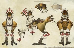 Final Fantasy XIV A Realm Reborn Online - White Mage