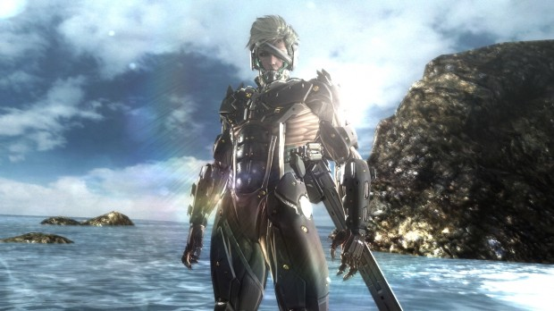 Metal Gear Rising Revengeance - Raiden