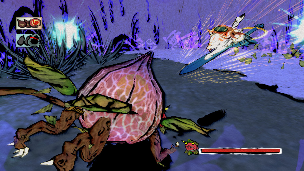Okami Hd Review Ps3move The Average Gamer