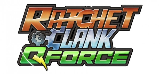 Ratchet and Clank Q-Force Logo