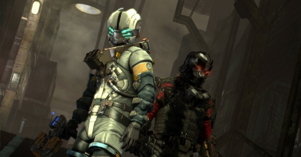 Dead Space 3 Suited