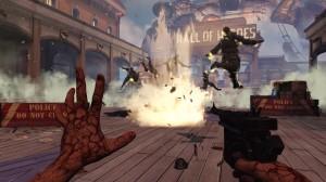 BioShock Infinite - Bucking Bronco