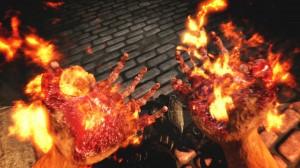 BioShock Infinite - Fire Hands