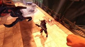 BioShock Infinite - Skyline Melee