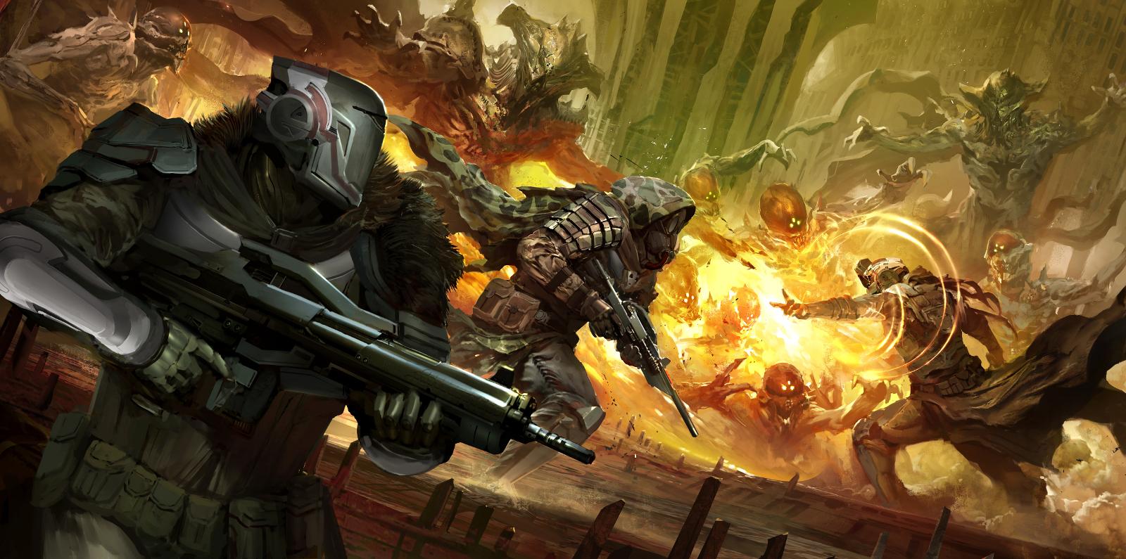 Destiny - Fireteam