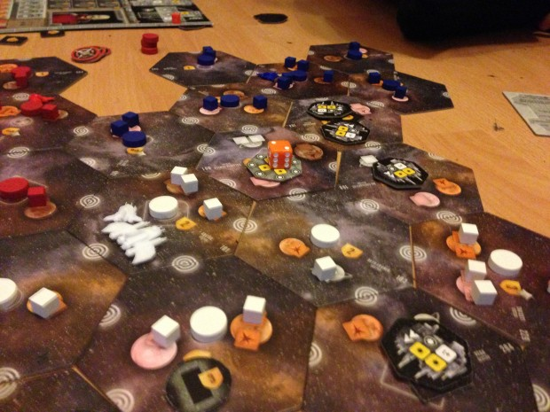 The Galactic Central Point sits triumphantly after fending off a dual dreadnought attack from The Smurfs.