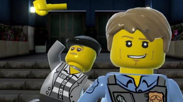 Lego City Chase McCain