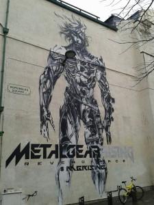 Metal Gear Rising Revengeance - Liverpool Graffiti Complete 2