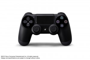 PlayStation 4 DualShock 4 Controller - Face and Analogue Sticks