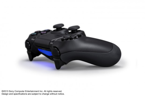 PlayStation 4 Dualshock 4 Controller - Move Light