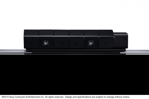 PlayStation 4 Move Camera