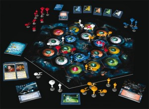 Remember Star Trek Catan? Eclipse is nothing like it once you delve in.