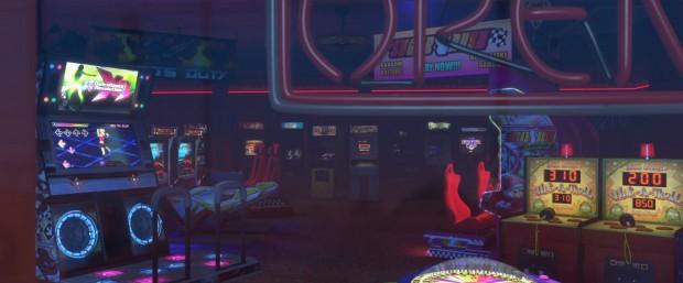 Wreck-It Ralph Arcade