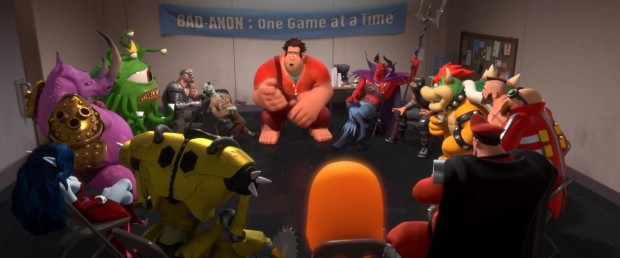 Wreck-It Ralph Bad-Anon
