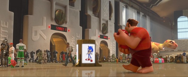 Wreck-It Ralph Game Central 2