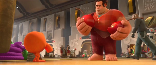 Wreck-It Ralph Game Central 5