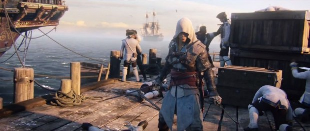 Assassins Creed 4 Black Flag Edward Kenway Trailer