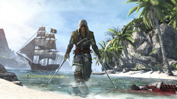 Assassins Creed 4 - Edward Kenway