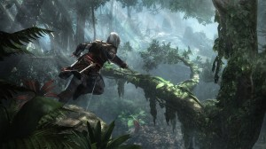 Assassins Creed 4 - Freerunning through the Jungle