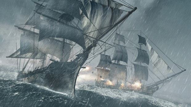 Assassins Creed 4 - Naval Warfare
