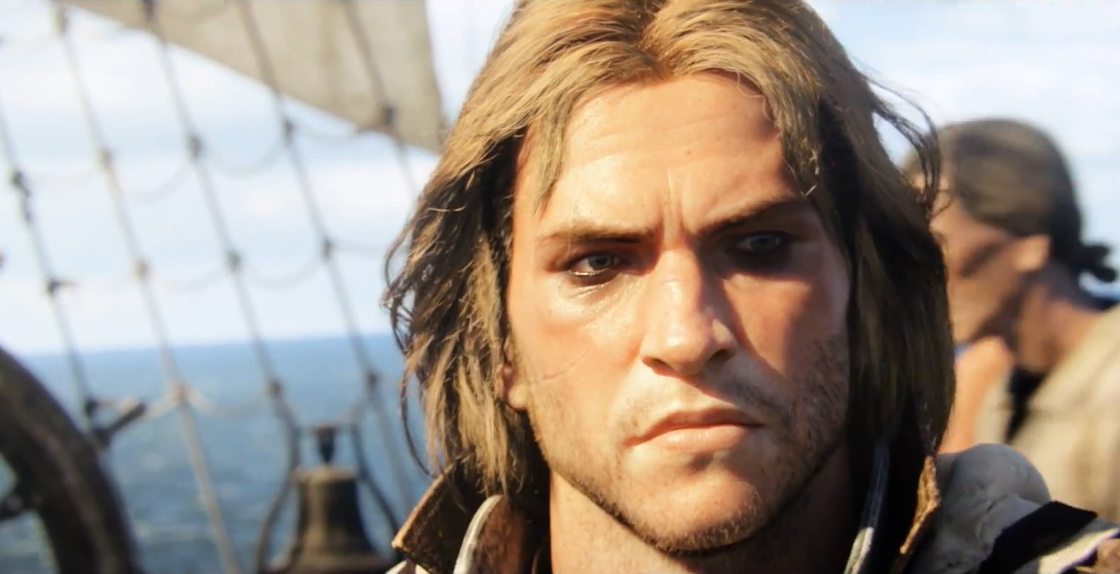 Assassins Creed IV - Edward Kenway's Face