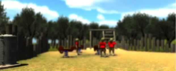 Auti-Sim Playground