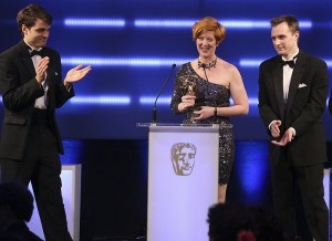 BAFTA Game Awards 2013 - Journey Robin Hunicke