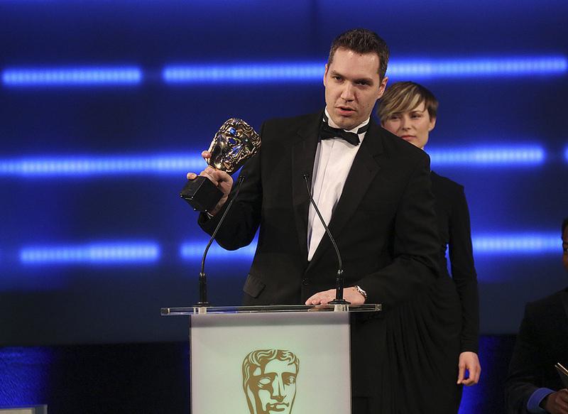 BAFTA Strategy Game 2013 - Jake Solomon XCOM Enemy Unknown