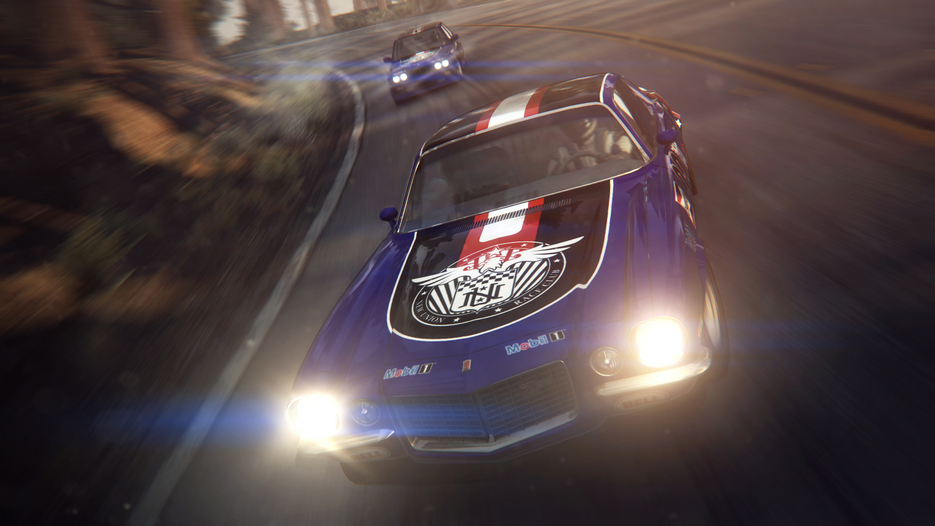 GRID 2 - New Union Hood