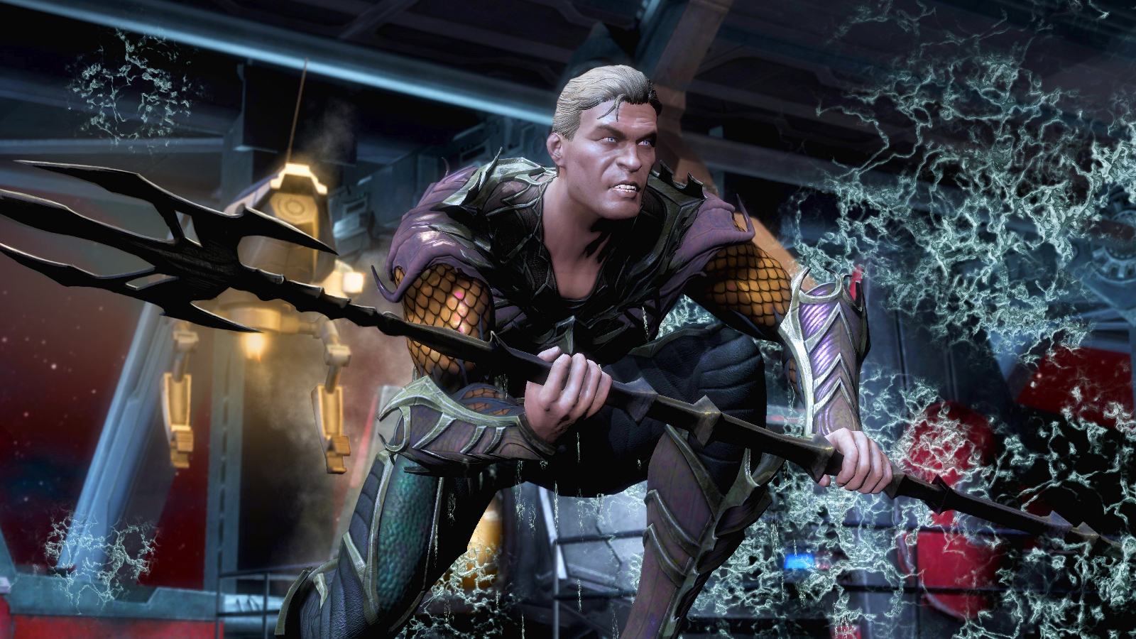 Injustice - Aquaman