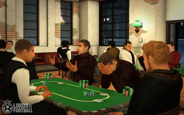Lords of Football - Gambling