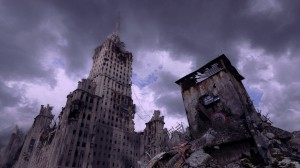 Metro Last Light - Skyscraper