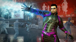 Saints Row 4 - Freeze
